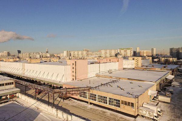 Офисно-складской комплекс Красная Пресня