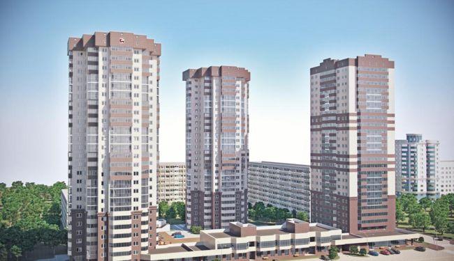 жилой комплекс Фрунзе 49