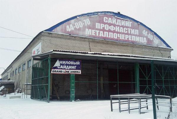 Складской комплекс на Талажском шоссе, 1к1с1