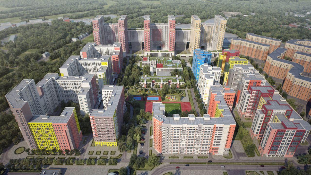 жилой комплекс Царицыно-2