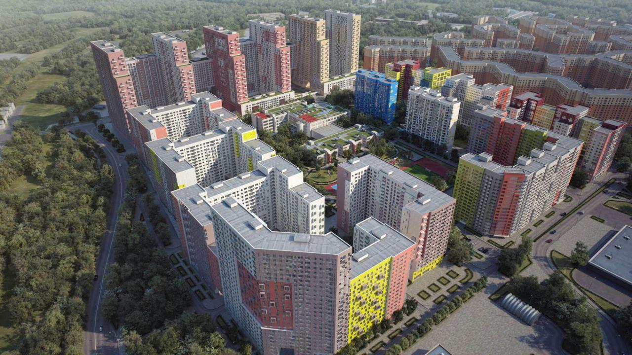 продажа квартир Царицыно-2