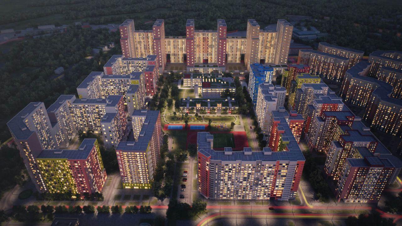 купить квартиру в ЖК Царицыно-2
