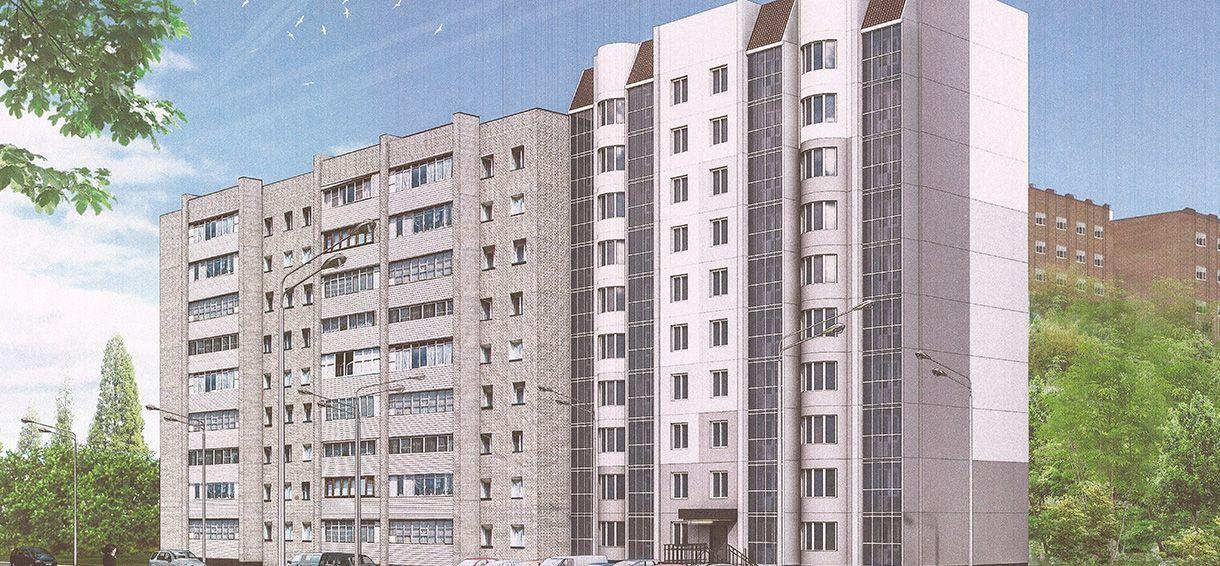 купить квартиру в ЖК ул. Лидии Рябцевой, 28Б