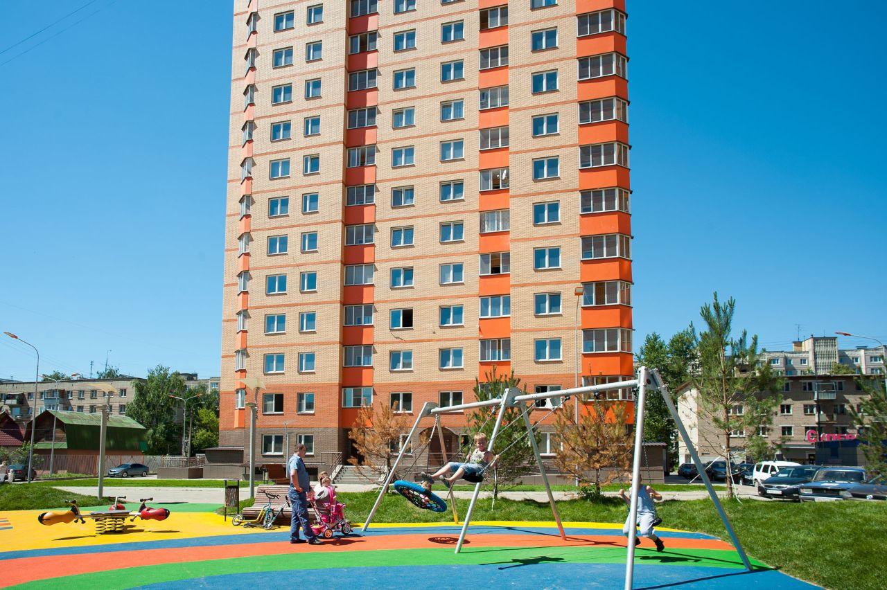 купить квартиру в ЖК Виват Чехов
