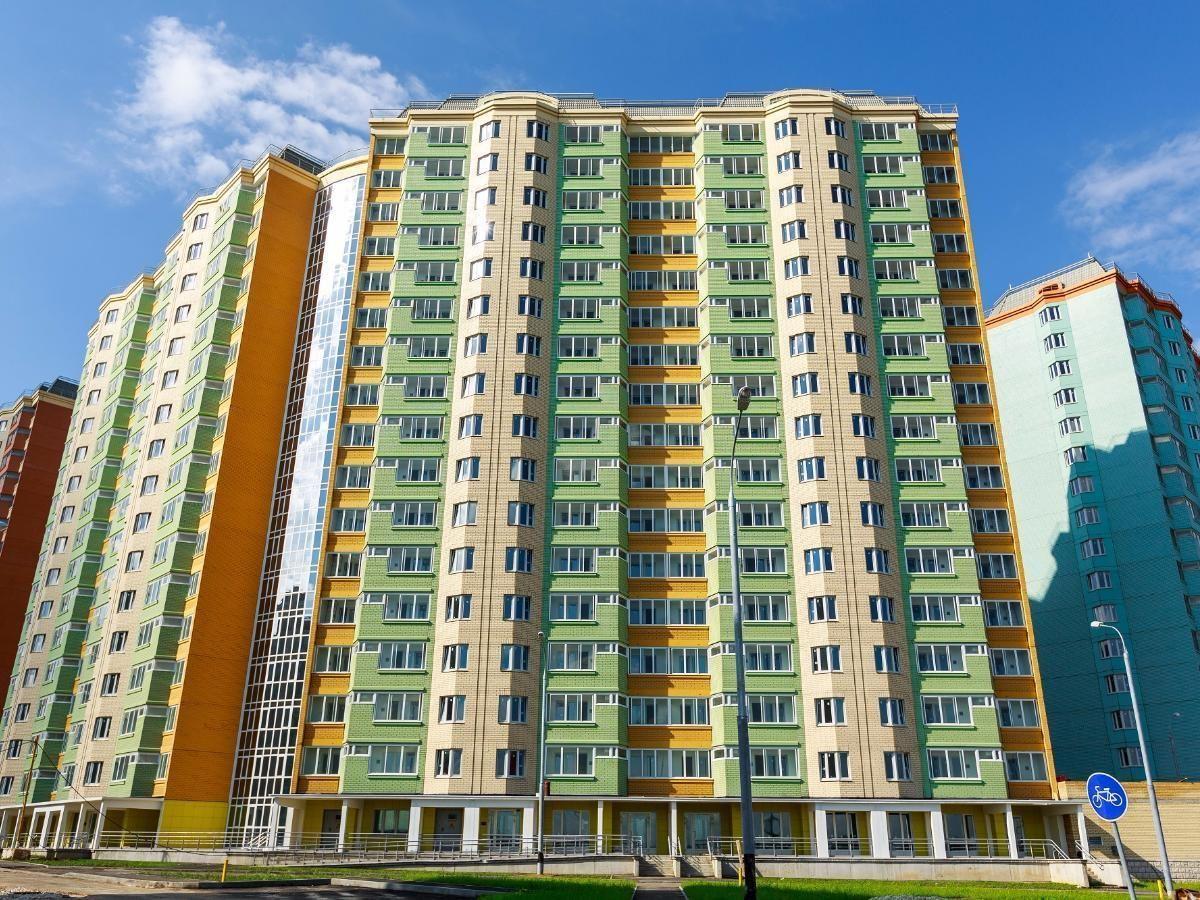 купить квартиру в ЖК Некрасовка