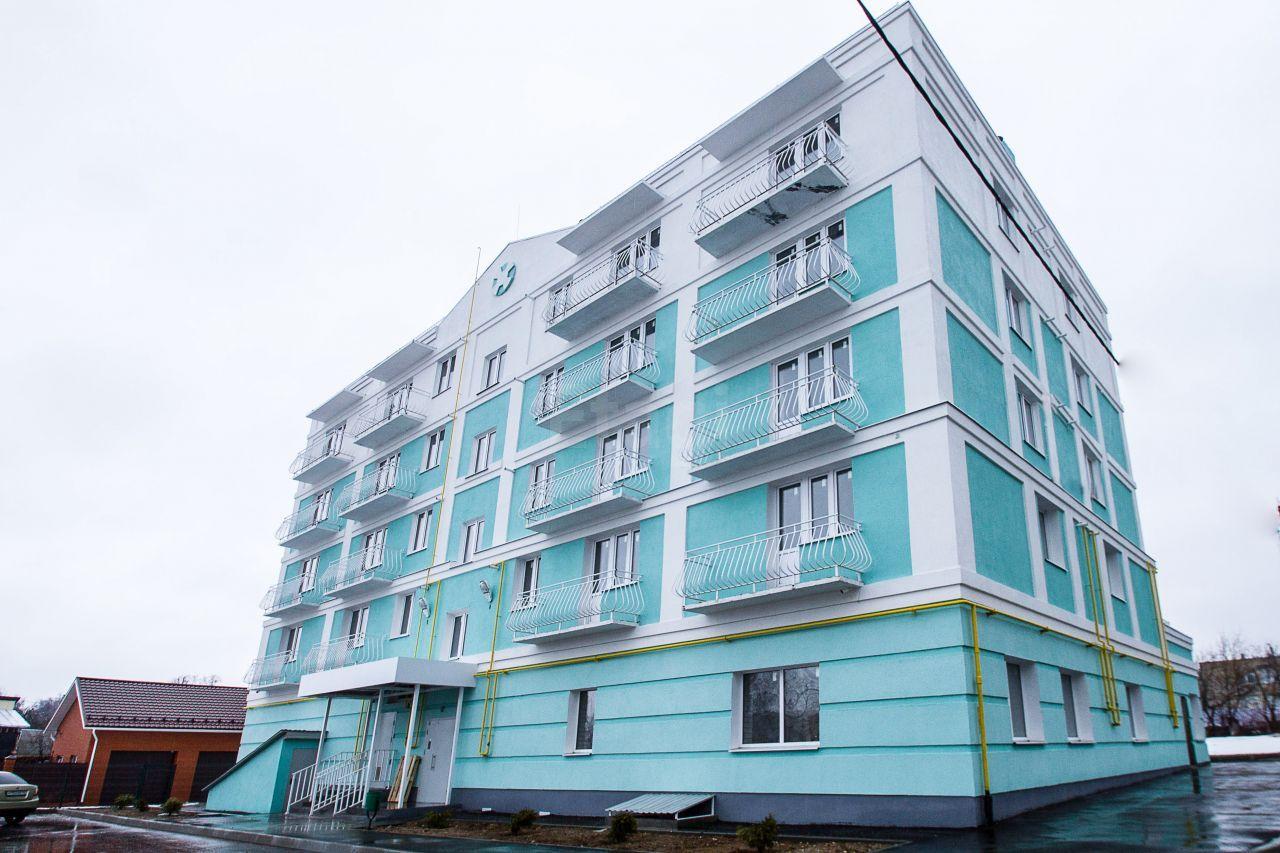 жилой комплекс 40 лет октября