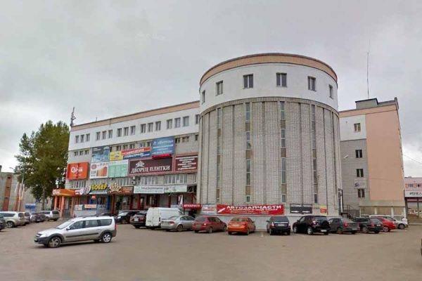 Торгово-офисный комплекс в Мышкинском проезде, 10