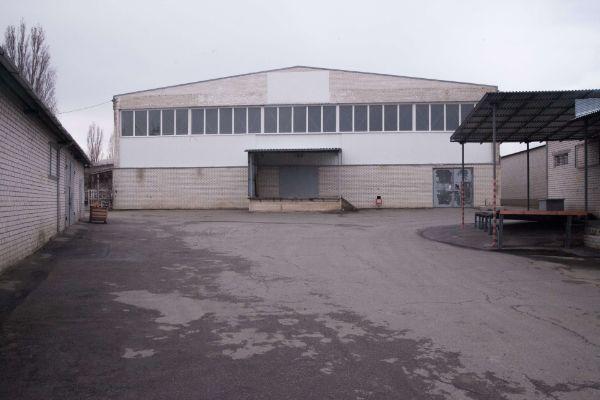 Складской комплекс Ставропольресурсы
