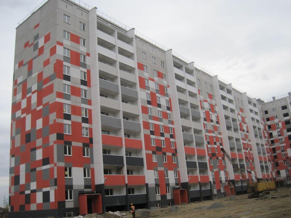 жилой комплекс Микрорайон №49-В