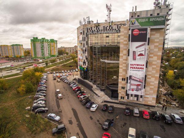 Бизнес-центр Нова Парк