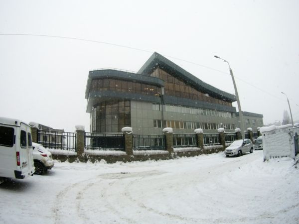 Деловой центр BaZa (База)