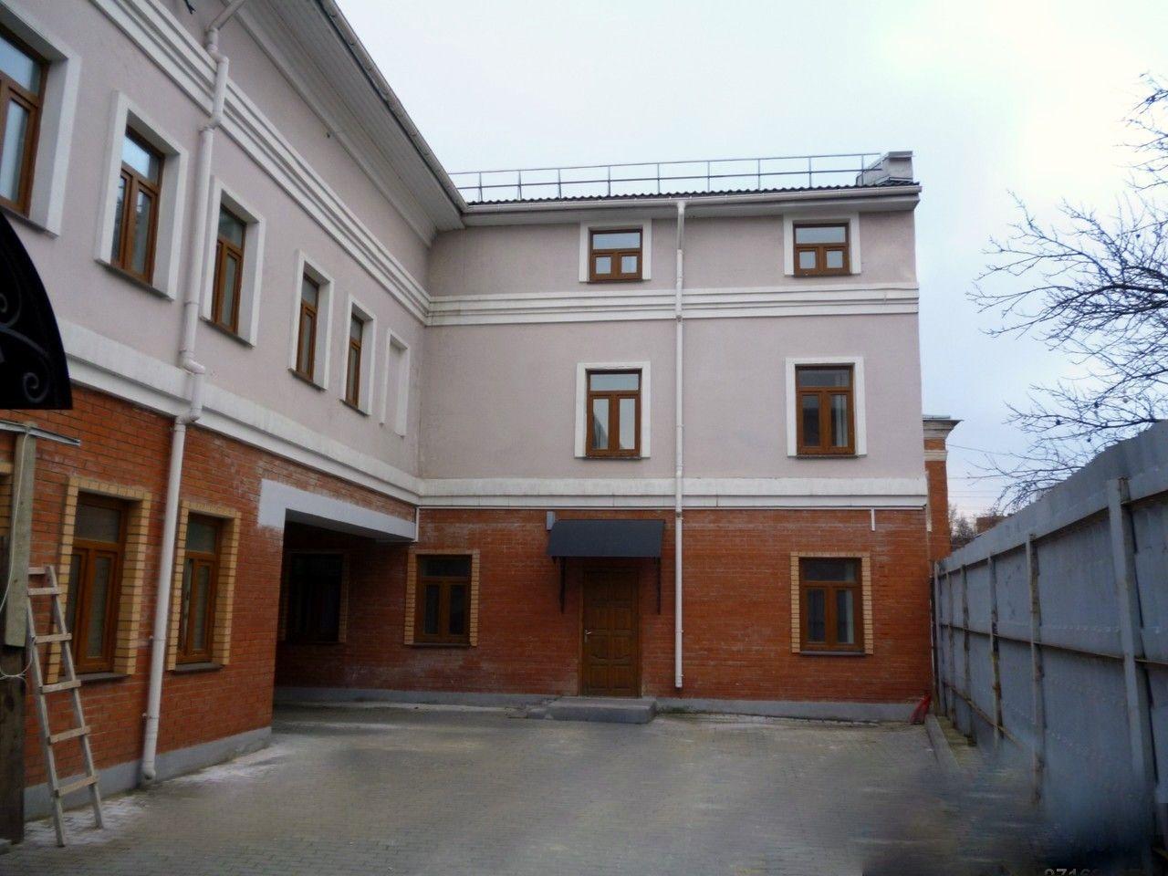 БЦ в Черниковском переулке, 4