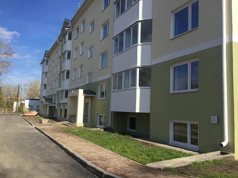 продажа квартир по ул. Строителей, 28