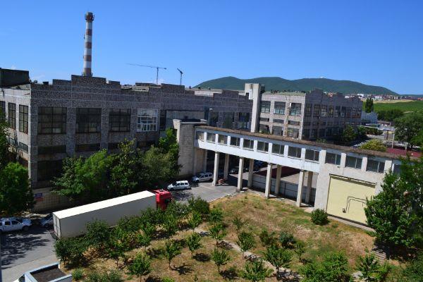 Офисно-складской комплекс АО Прибой