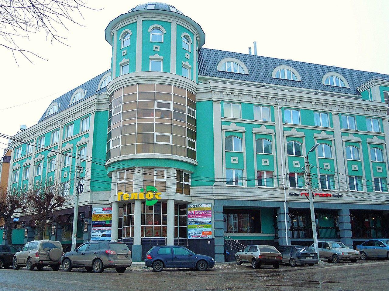 Аренда офиса право-лыбедская 27 найти помещение под офис Краснопролетарская улица
