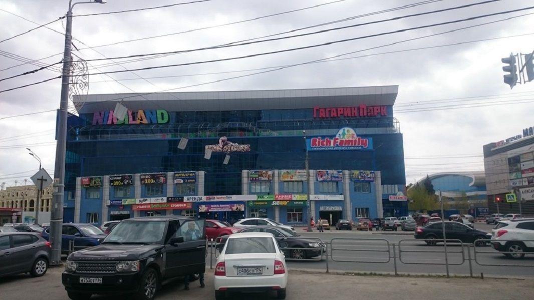 продажа помещений в ТРЦ Гагарин Парк