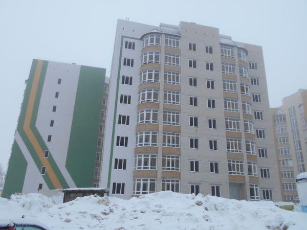 1-я Фотография ЖК «наб. Леонова»