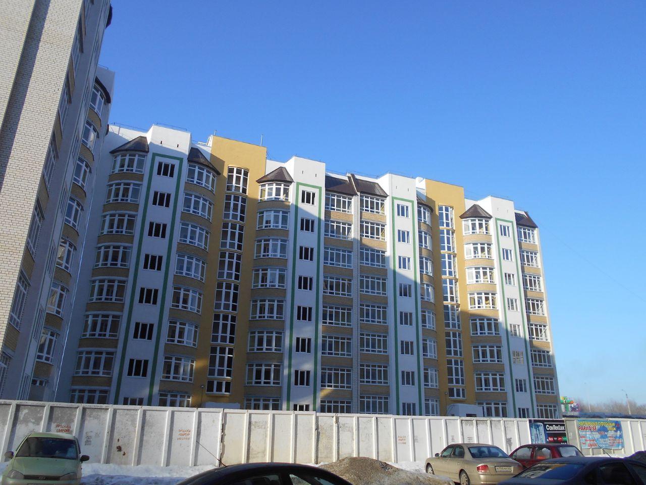 купить квартиру в ЖК наб. Леонова