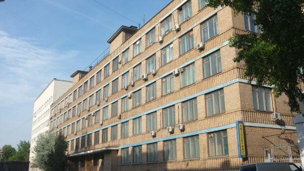 Бизнес-центр на ул. Часовая, 24с3