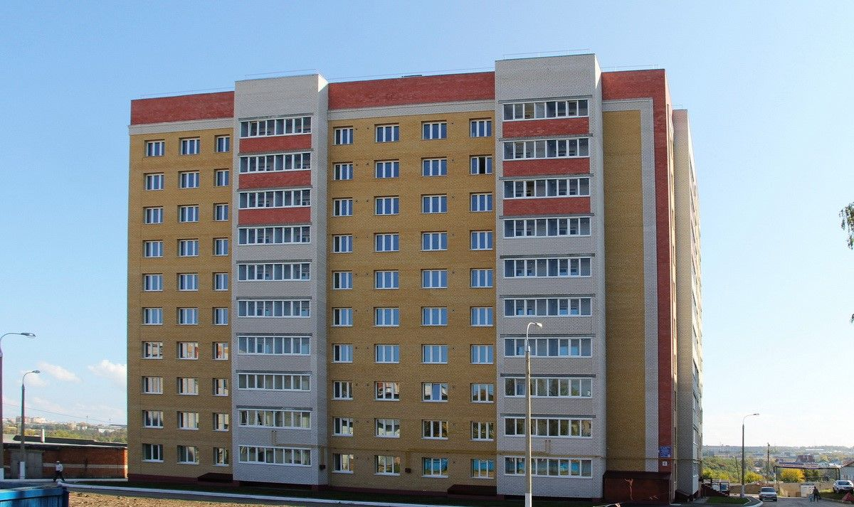 жилой комплекс пер. Ягодный