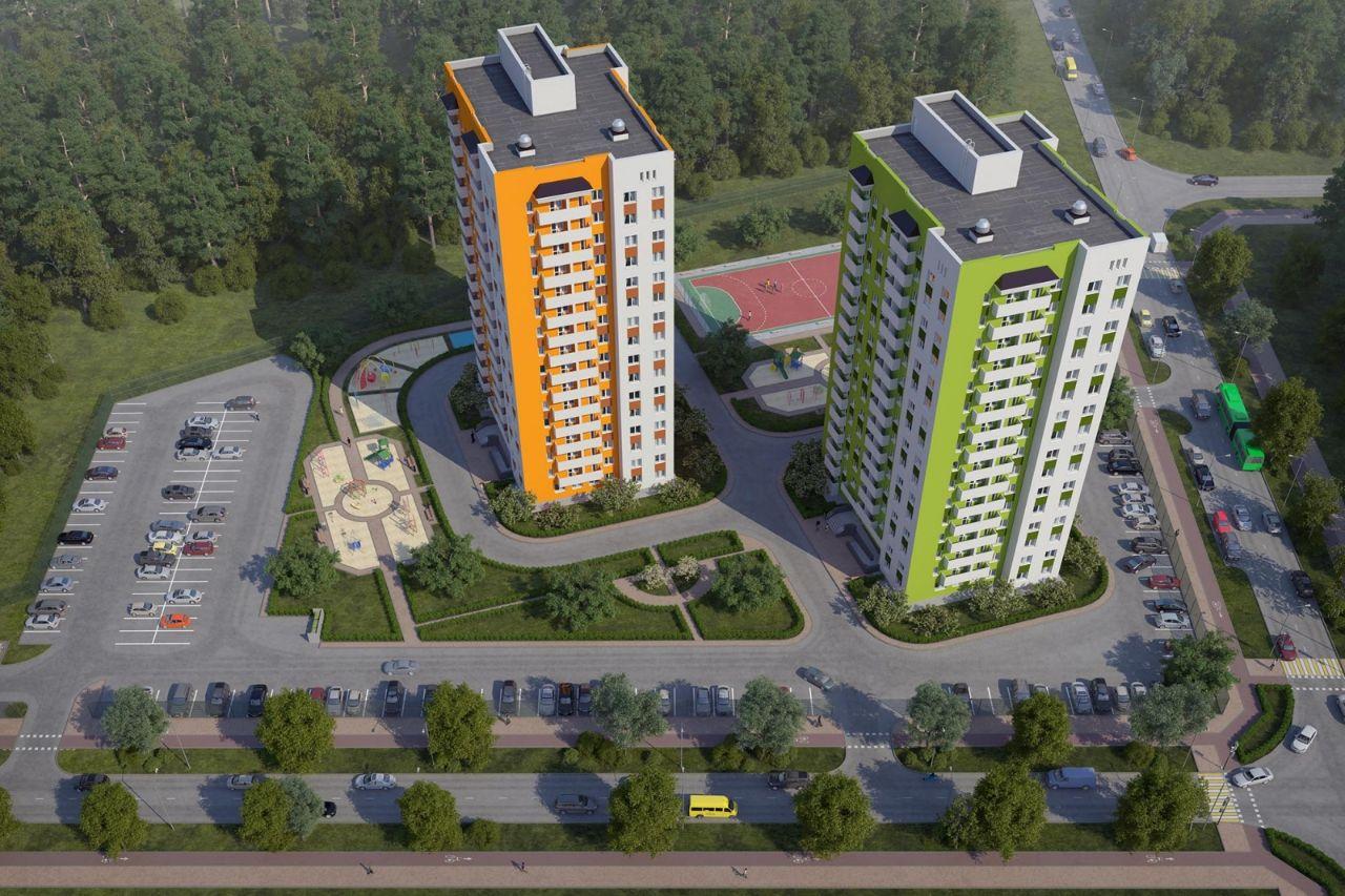 ЖК Мичуринский город-парк