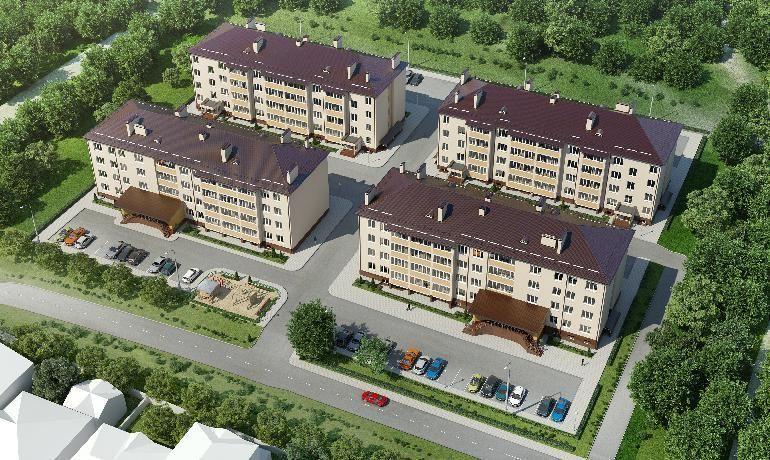 купить квартиру в ЖК Кооперативный