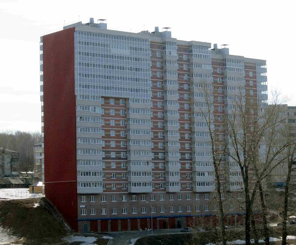 жилой комплекс Три богатыря