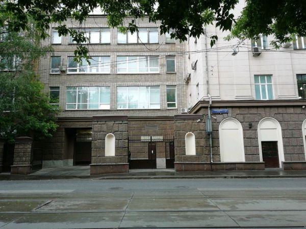 Офисное здание на ул. Образцова, 7
