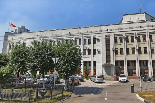 Отдельно стоящее здание на Московском проспекте, 19А
