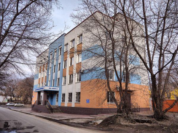 Офисное здание на ул. Суворова, 15