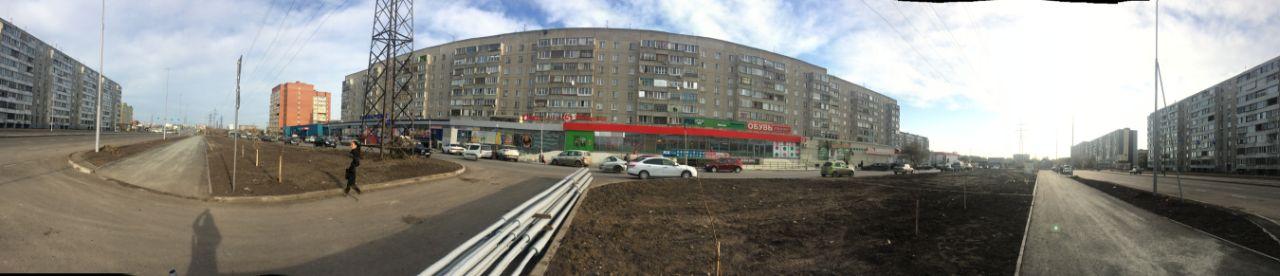 ТЦ на ул. Бурова-Петрова, 60