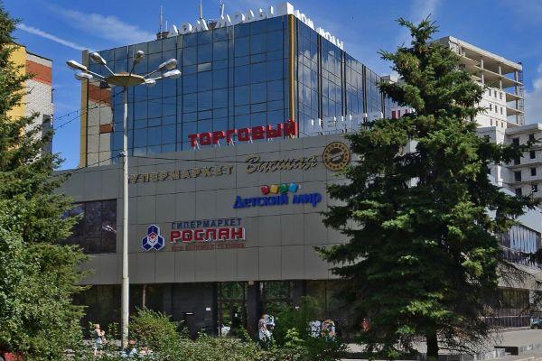 Торгово-офисный комплекс Дом моды