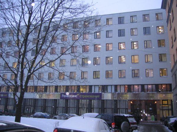 Бизнес-центр на Московском проспекте, 79А