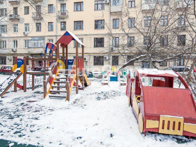 Продается трехкомнатная квартира за 16 500 000 рублей. г Москва, пер Тверской-Ямской 1-й, д 14.