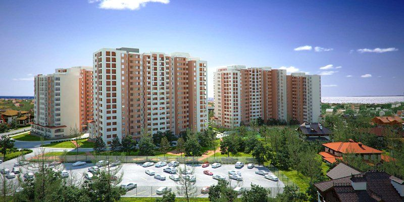 продажа квартир Азимут
