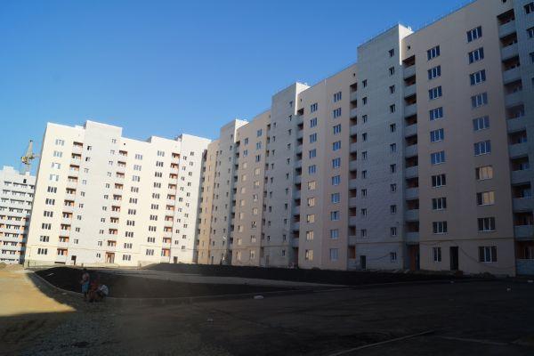 1-я Фотография ЖК «Солнечный-2, 10-й Микрорайон»
