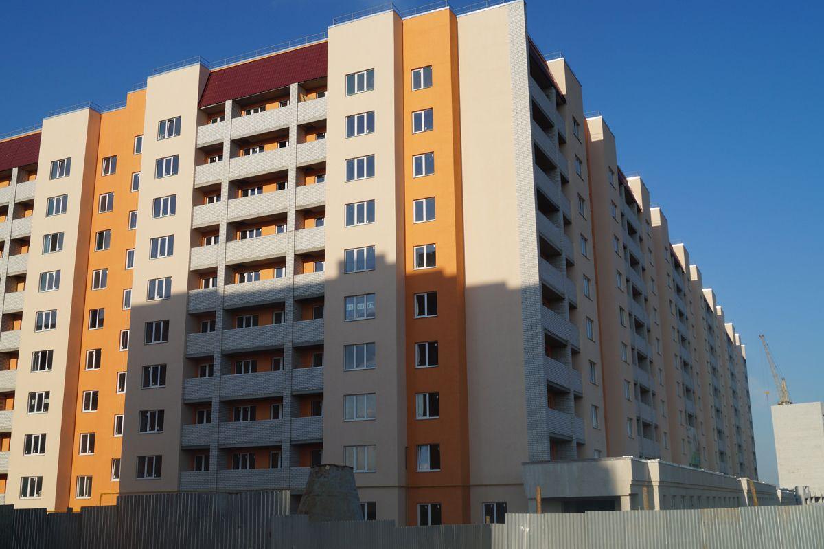 жилой комплекс Солнечный-2, 10-й Микрорайон