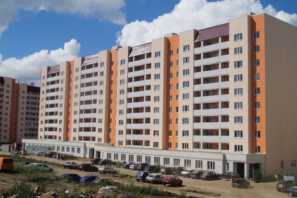 продажа квартир Солнечный-2, 10-й Микрорайон