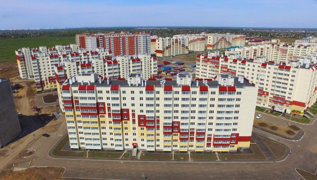 фото ЖК Амурский-2