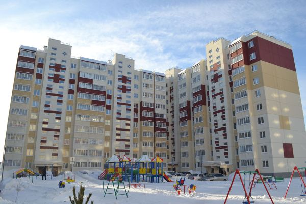 10-я Фотография ЖК «Амурский-2»
