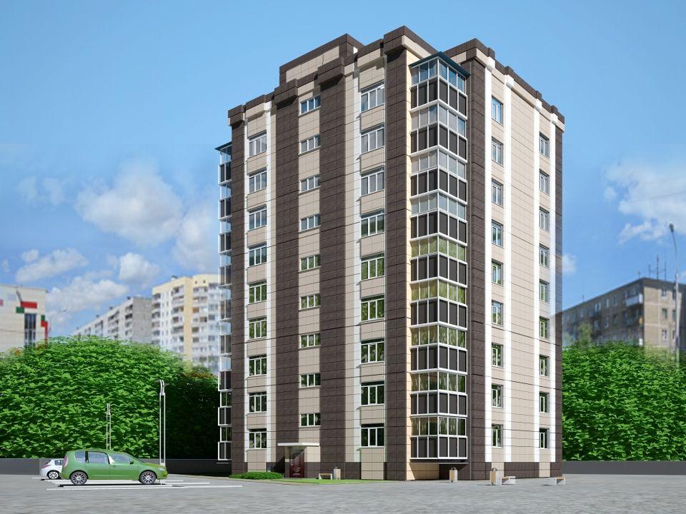 купить квартиру в ЖК Первый клубный