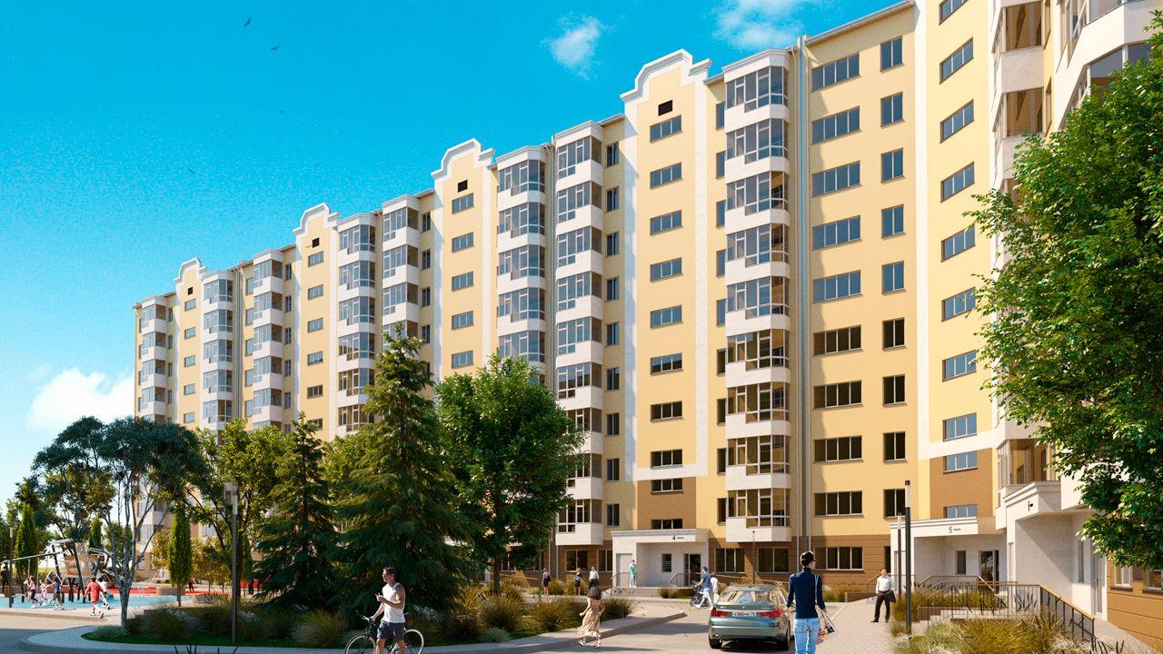 продажа квартир Каравелла
