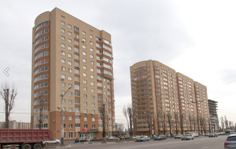 жилой комплекс Жемчужина