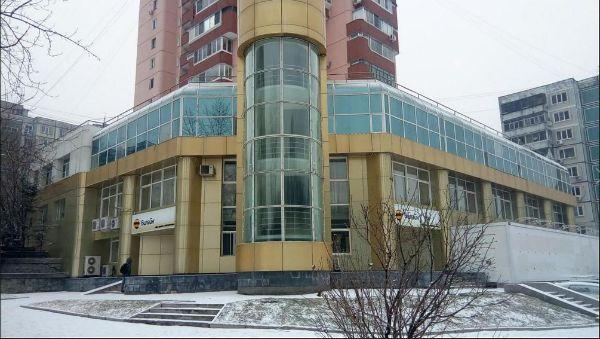 Офисное здание на ул. Волочаевская, 133