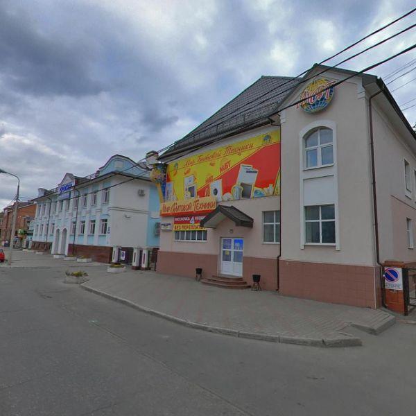 Торговый центр на ул. Ленина, 51