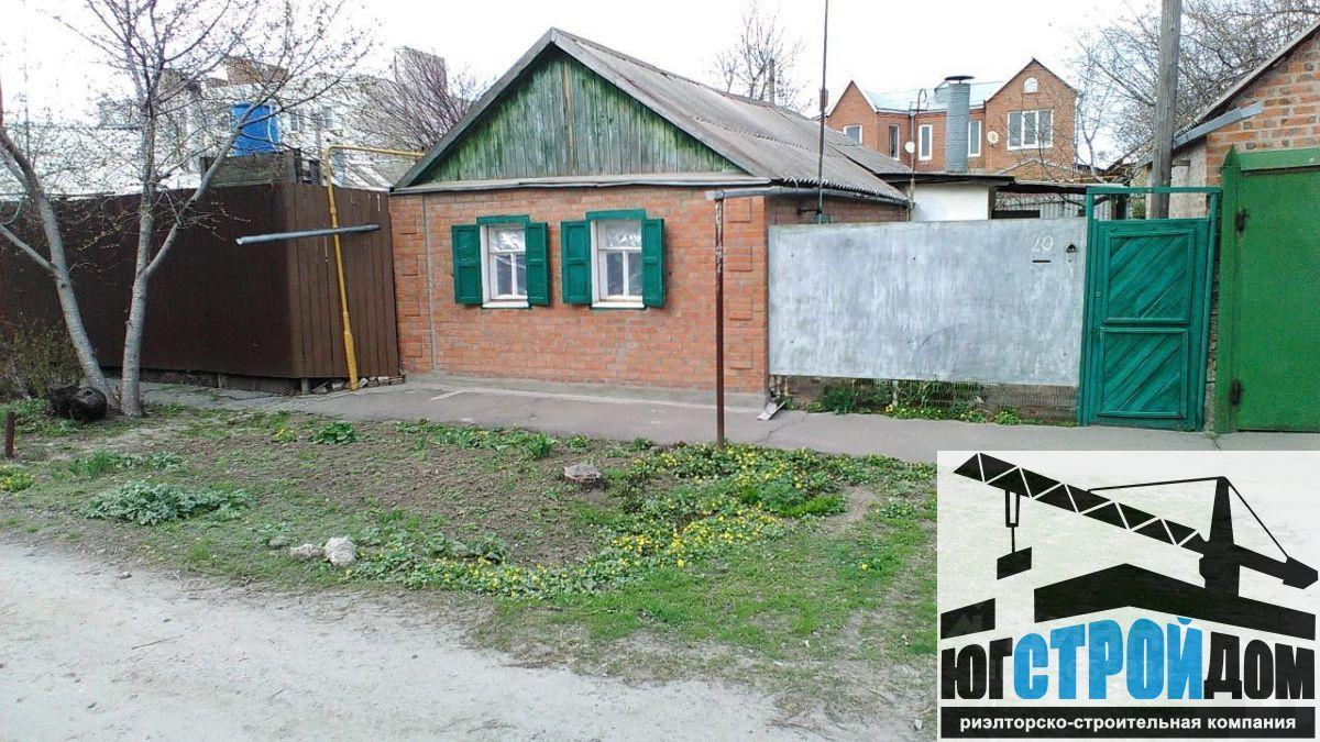 Продаю дом 44м² Криво-Кузнечная ул., Таганрог, Ростовская область - база ЦИАН, объявление 210489182