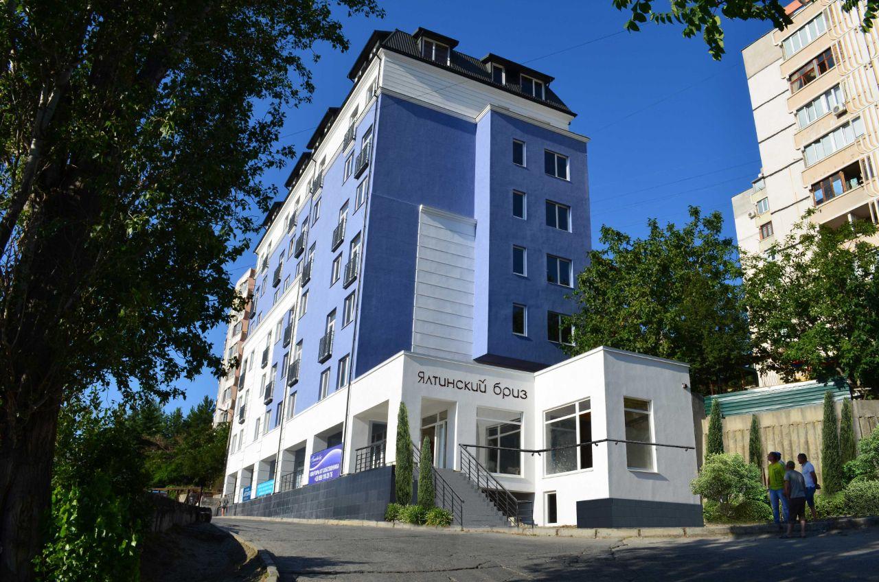 купить квартиру в ЖК Ялтинский Бриз
