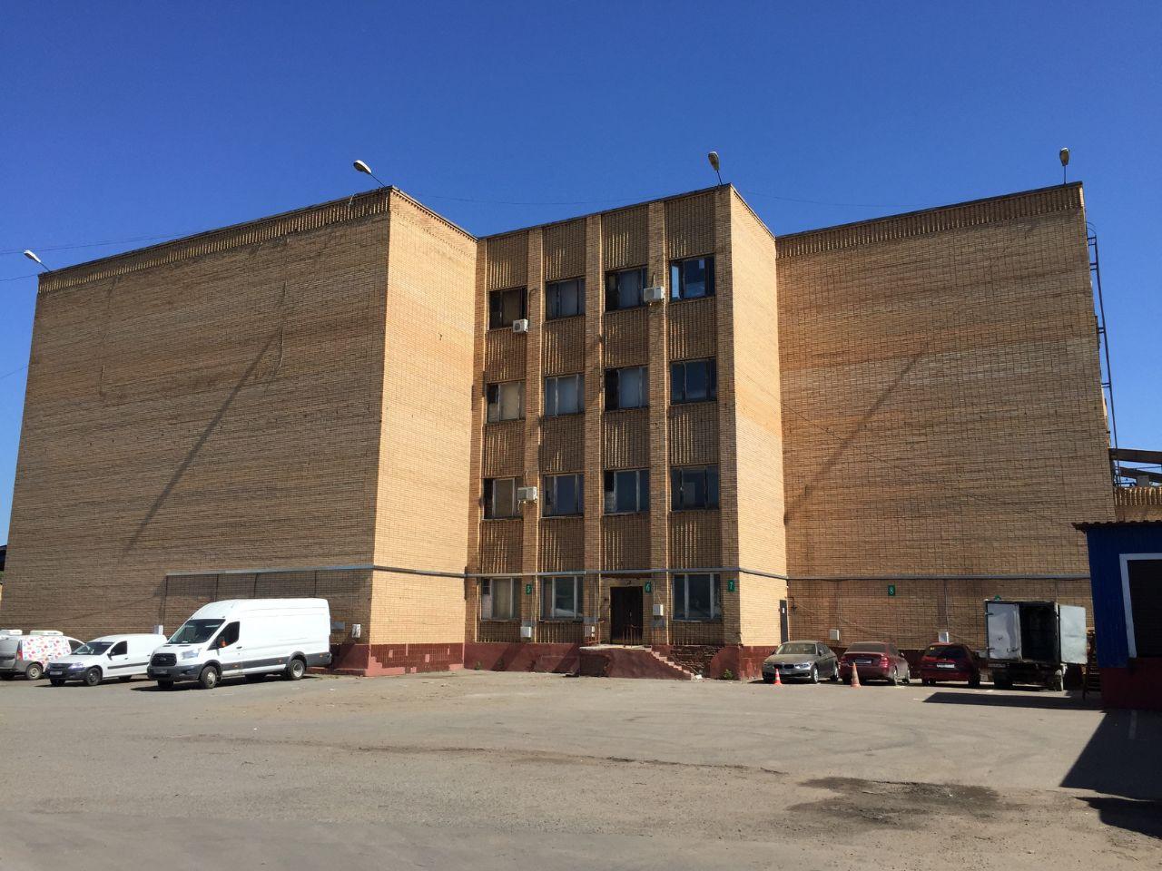 Складском комплексе Продснаб 93