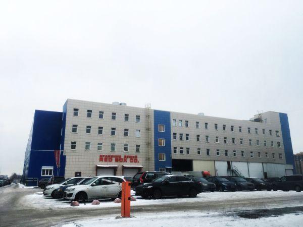 Бизнес-центр в 6-м Верхнем переулке, 12Б