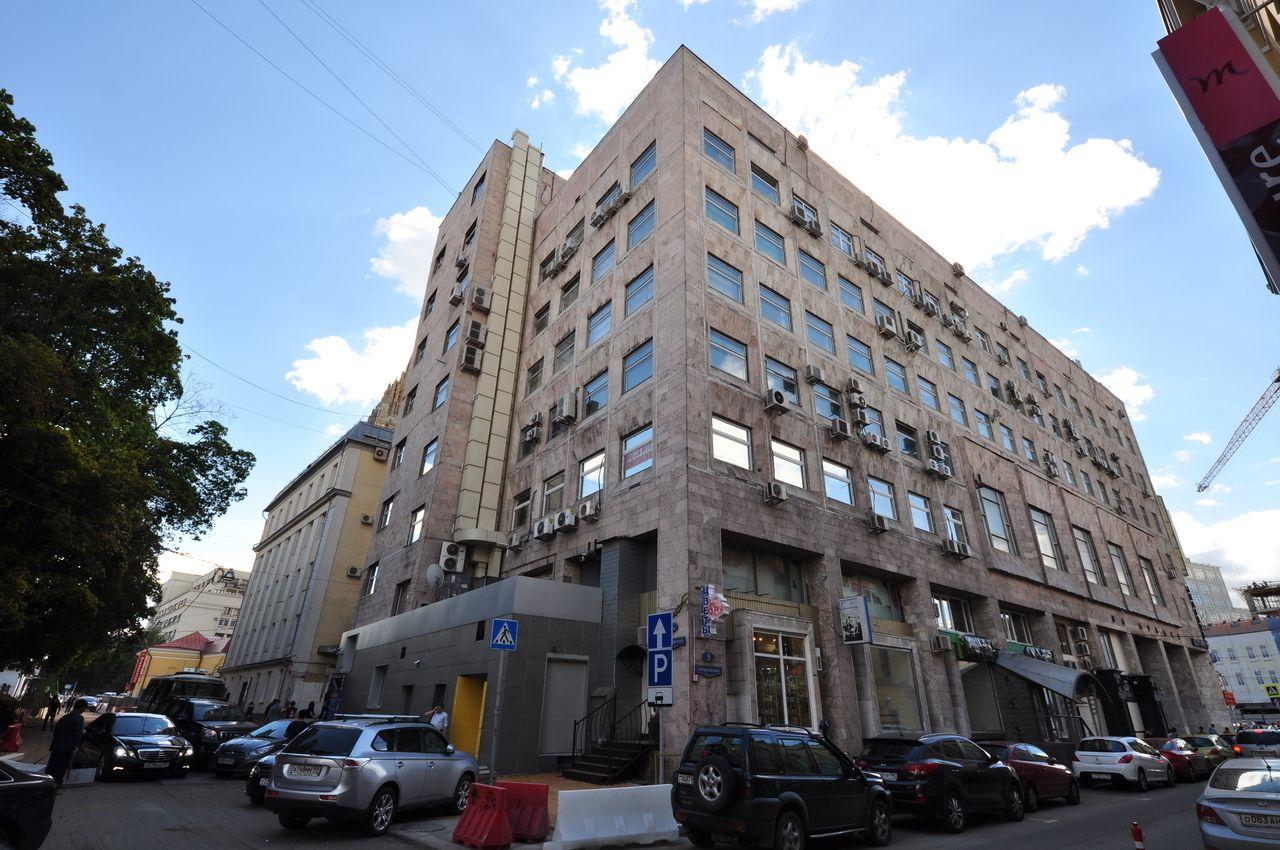 Поиск офисных помещений Карманицкий переулок аренда офиса Москва подол